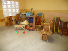 school furniture made by the kids