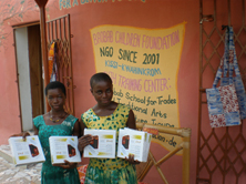 Solar Lamps for Baobab